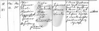 Roggensack/Taufe/1905_Taufe_JohannaMarieFriedaRoggensack_Wattmannshagen.PNG
