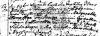 Brunschwig/Geburten/1782_Taufe_MargarethaDorotheaFriedericaBrunschwig_Wittenburg.PNG